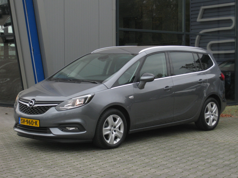 SV960K - Opel Zafira 1.6 CDTI Business Executive 7-Persoons